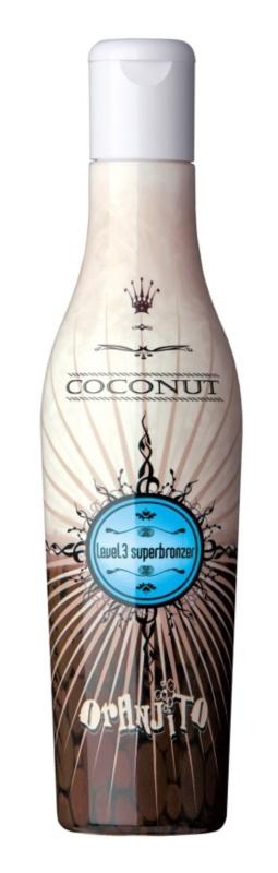 Oranjito Level 3 Coconut opalovací mléko do solária