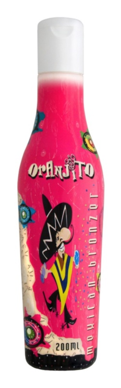 Oranjito Level 1 Mexican Bronzer молочко для засмаги в солярії