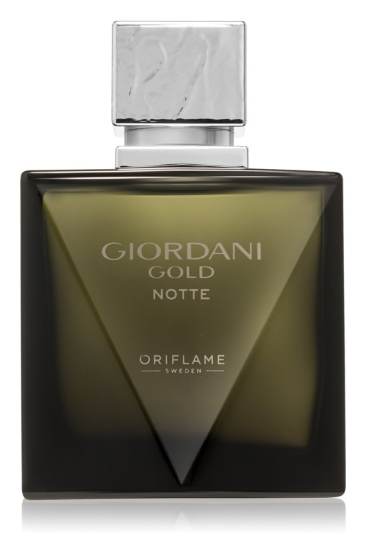 Oriflame Giordani Gold Notte eau de toilette per uomo 75 ml