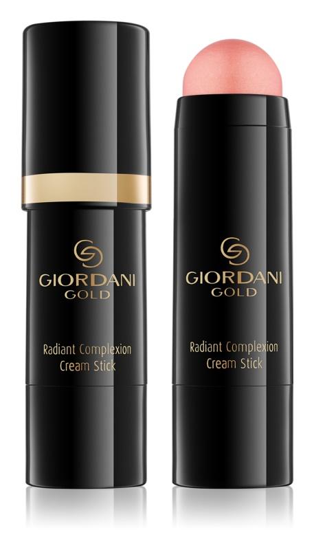 Oriflame Giordani Gold krémová lícenka v tyčinke