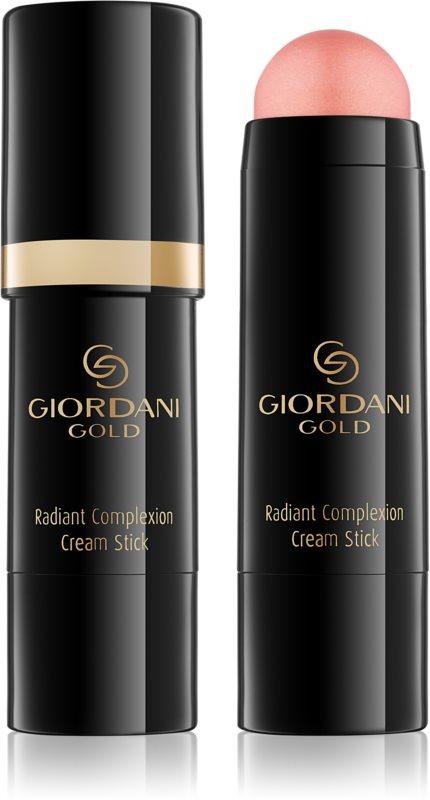 Oriflame Giordani Gold krémová tvářenka v tyčince