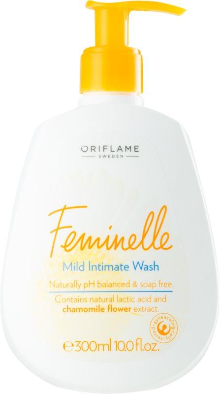 Oriflame Feminelle jemný mycí gel na intimní hygienu