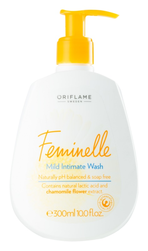 Oriflame Feminelle sanftes Reinigungsgel für die intime Hygiene