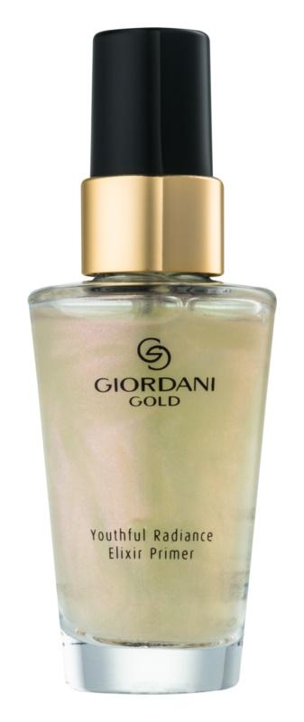 Oriflame Giordani Gold bază pentru machiaj iluminatoare
