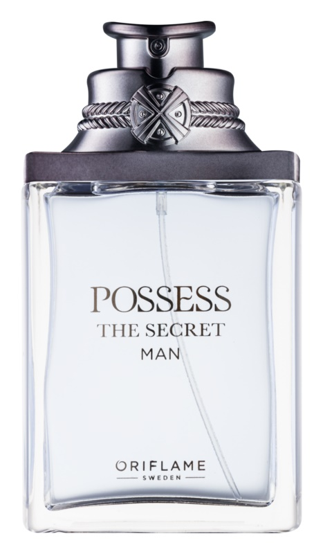Oriflame Possess The Secret Man eau de parfum férfiaknak 75 ml