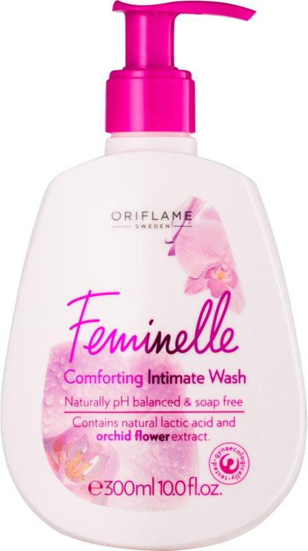 Oriflame Feminelle mycí gel na intimní hygienu