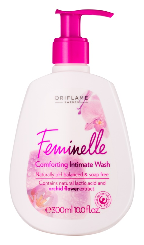 Oriflame Feminelle Washing Gel for Intimate Hygiene