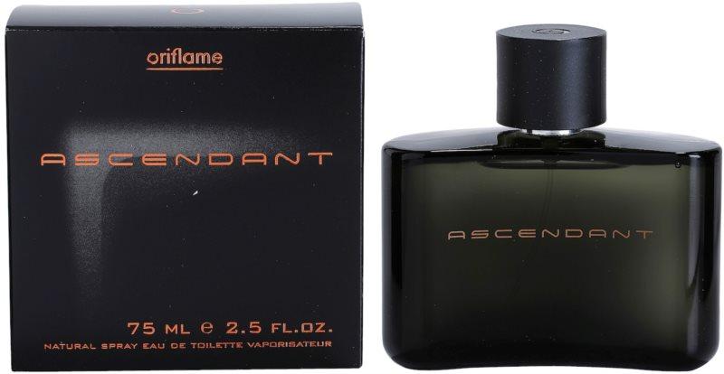 Oriflame Ascendant Eau de Toilette für Herren 75 ml