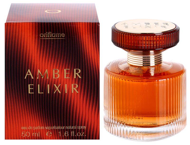 Oriflame Amber Elixir Eau de Parfum for Women 50 ml