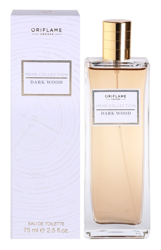 Oriflame Dark Wood eau de toilette férfiaknak 75 ml