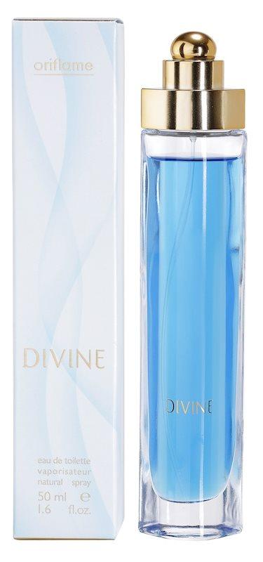 Oriflame Divine woda toaletowa dla kobiet 50 ml