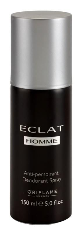 Oriflame Eclat Homme deospray pro muže 150 ml