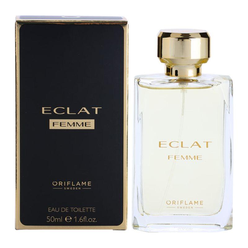 Oriflame Eclat Femme eau de toilette pentru femei 50 ml
