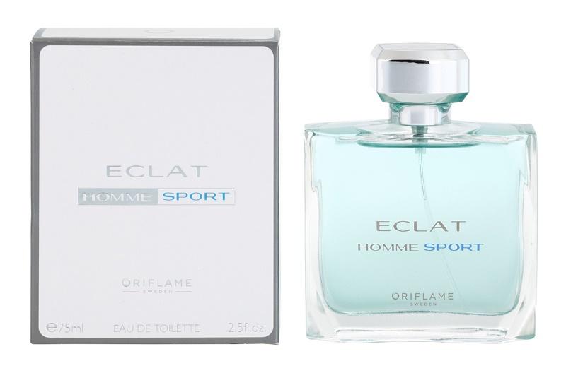 Oriflame Eclat Homme Sport toaletní voda pro muže 75 ml