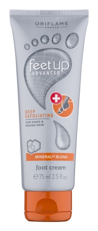 Oriflame Feet Up Advanced crema peeling para pies
