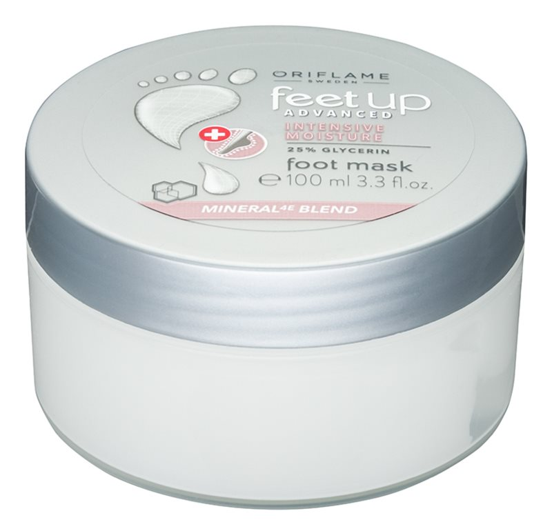 Oriflame Feet Up Advanced Hydrating Mask For Legs