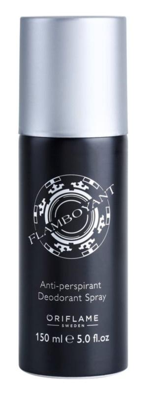 Oriflame Flamboyant dezodorant w sprayu dla mężczyzn 150 ml