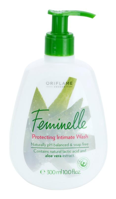 Oriflame Feminelle emulsión protectora para la higiene intíma