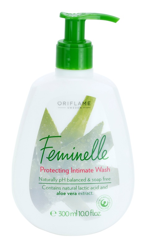 Oriflame Feminelle védő emulzió intim higiéniára