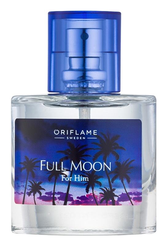Oriflame Full Moon For Him eau de toilette férfiaknak 30 ml