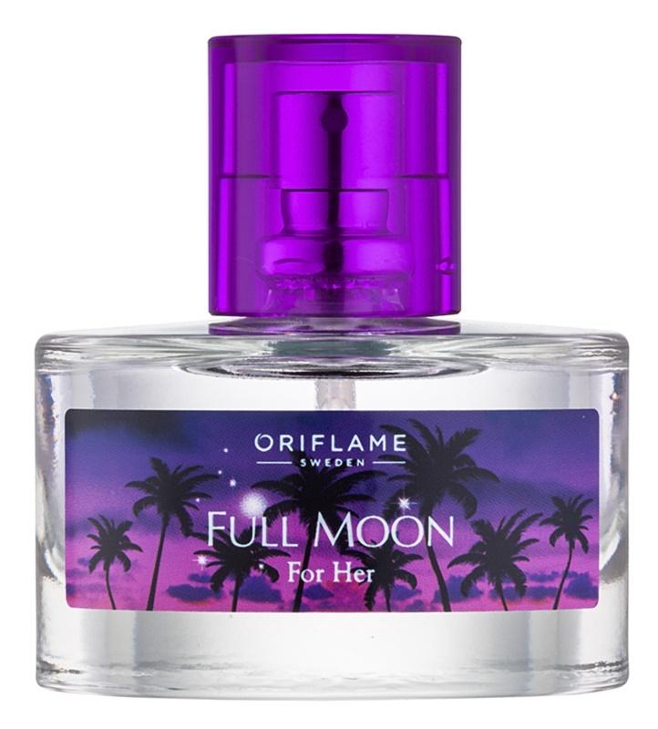 Oriflame Full Moon For Her eau de toilette nőknek 30 ml