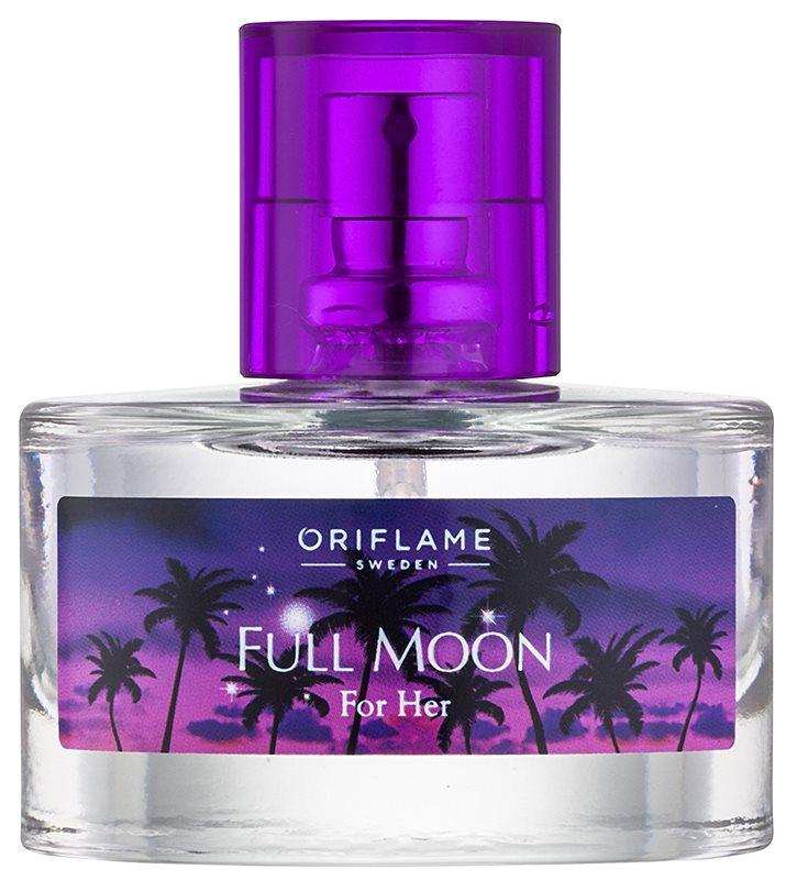 Oriflame Full Moon For Her eau de toilette pentru femei 30 ml