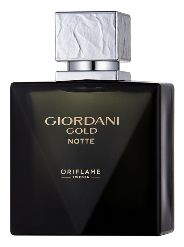 Oriflame Giordani Gold Notte Eau de Toilette voor Mannen 75 ml