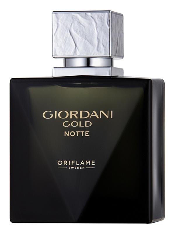 Oriflame Giordani Gold Notte woda toaletowa dla mężczyzn 75 ml