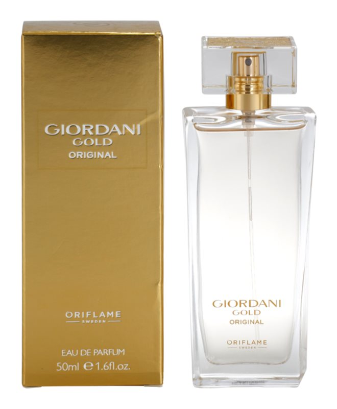 Oriflame Giordani Gold Original Eau de Parfum for Women 50 ml