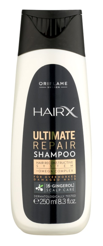 Oriflame HairX Advanced Ultimate Repair champô renovador