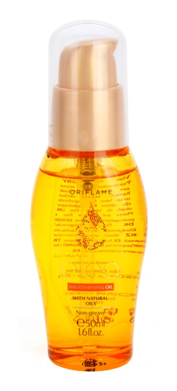Oriflame Eleo glättendes Öl für widerspenstiges Haar