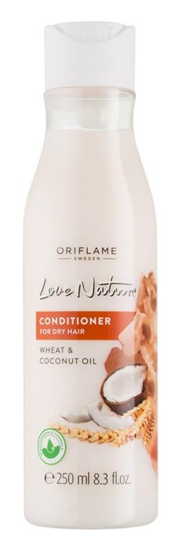 Oriflame Love Nature Conditioner  voor Droog Haar