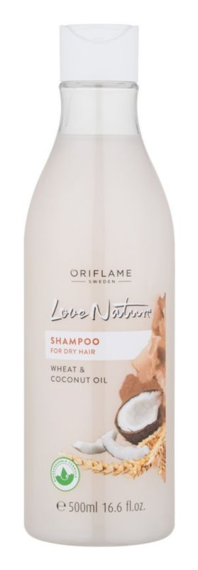 oriflame love nature shampoo f r trockenes haar. Black Bedroom Furniture Sets. Home Design Ideas