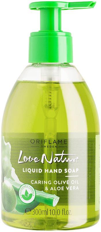 Oriflame Love Nature tekuté mýdlo na ruce