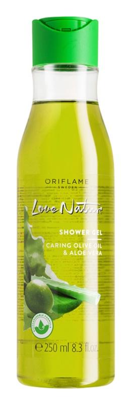 Oriflame Love Nature żel pod prysznic