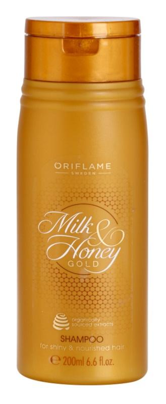 Oriflame Milk & Honey Gold tápláló sampon hajra