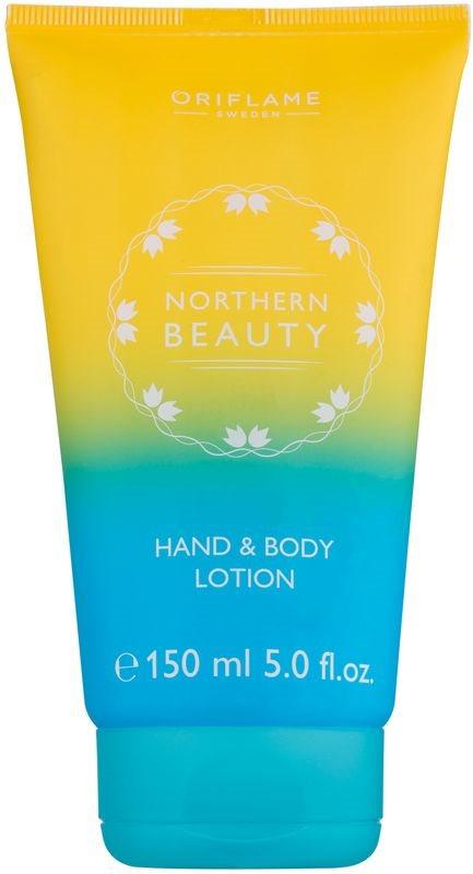 Oriflame Northern Beauty mleczko do rąk i ciała