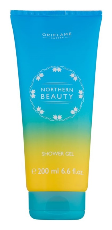 Oriflame Northern Beauty gel de dus