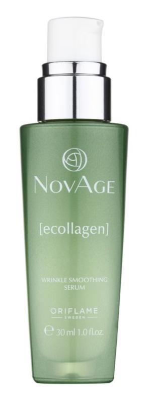 Oriflame Novage Ecollagen vyhlazující sérum proti vráskám