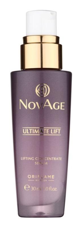 Oriflame Novage Ultimate Lift serum liftingująco  -  ujędrniające