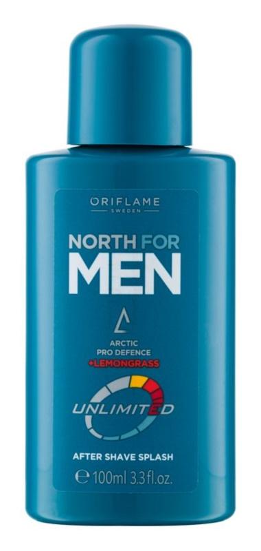 Oriflame North For Men woda po goleniu