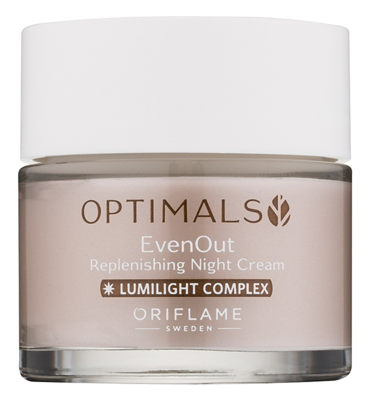 Oriflame Optimals crema de noche reparadora
