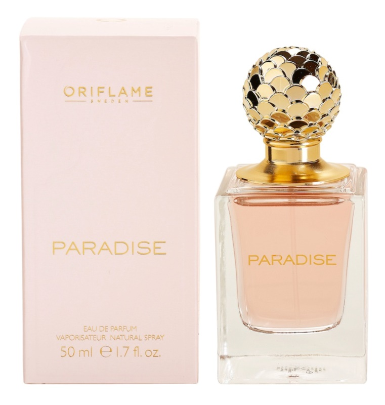 Oriflame Paradise parfémovaná voda pro ženy 50 ml