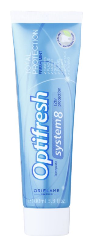 Oriflame Optifresh pasta za zube s fluoridom