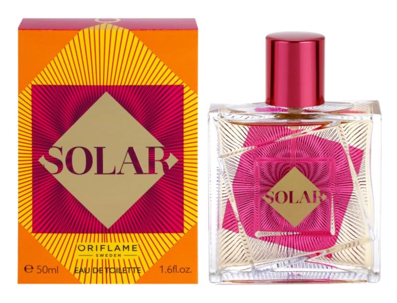 Oriflame Solar Eau de Toilette for Women 50 ml
