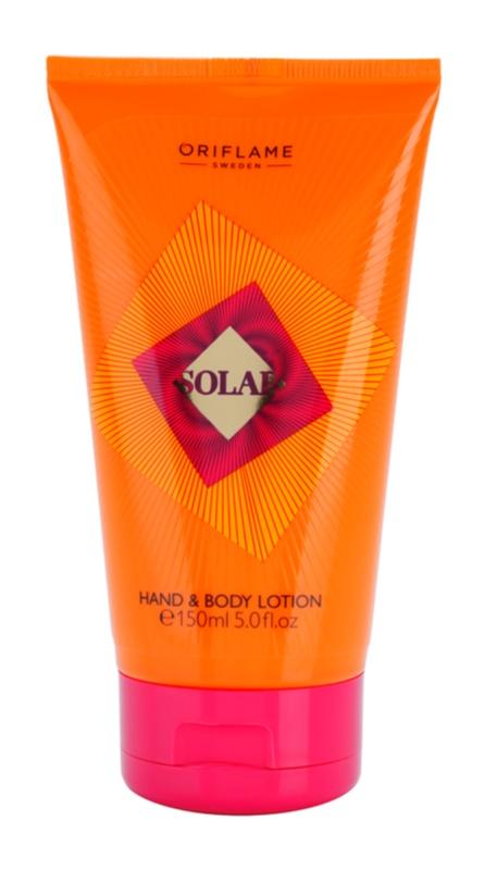 Oriflame Solar lotion corps pour femme 150 ml