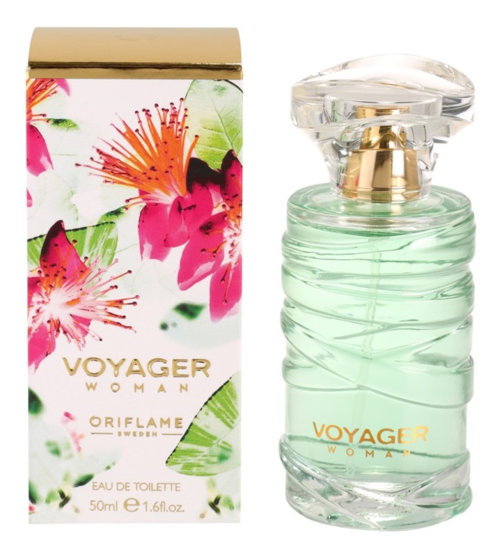 Oriflame Voyager Woman Eau de Toilette for Women 50 ml