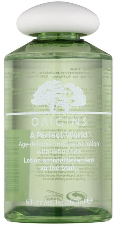 Origins A Perfect World™ vyhlazující tonikum s bílým čajem