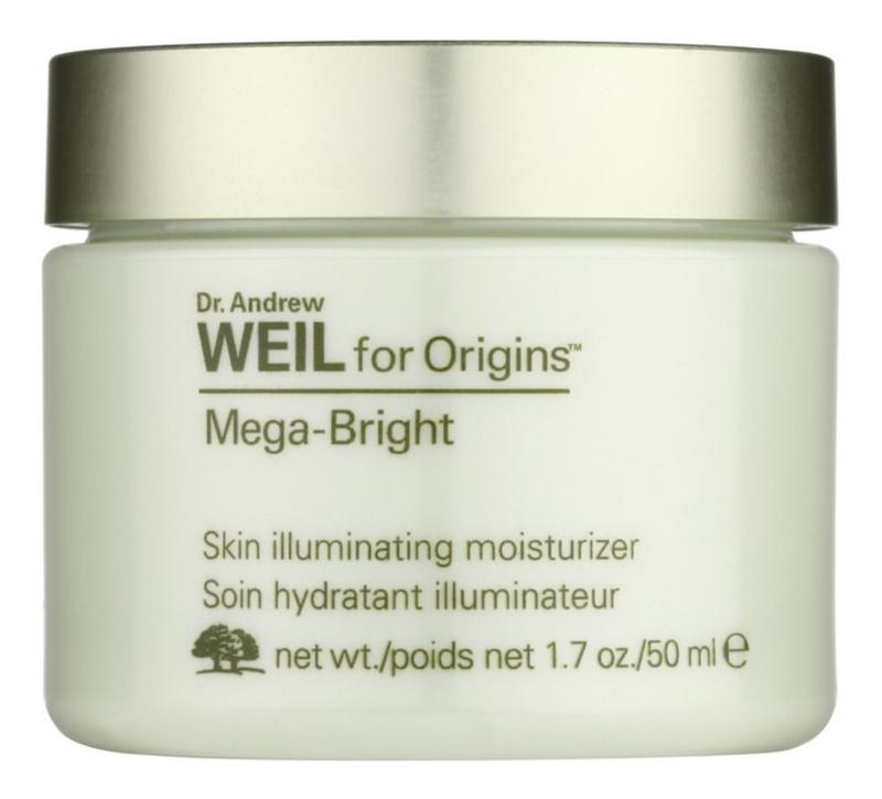 Origins Dr. Andrew Weil for Origins™ Mega-Bright creme hidratante para pele radiante