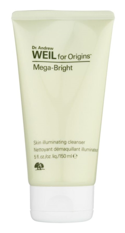 Origins Dr. Andrew Weil for Origins™ Mega-Bright pieniący się żel oczyszczający rozjaśniający